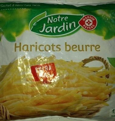Haricots beurre Extra fins - Prodotto - fr
