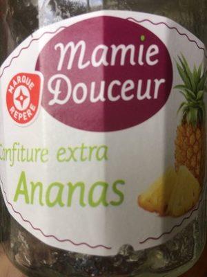Confiture extra Ananas - نتاج - fr