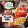 Spécialité de pomme saveur tatin - Product