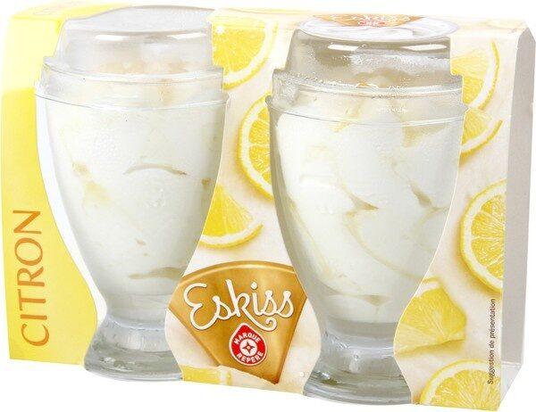 Coupes glacées citron *2 - Product - fr