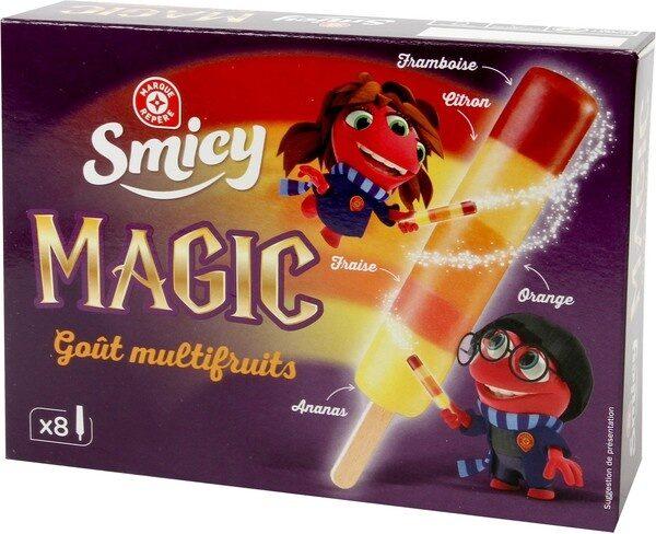 Bâtonnets Magic goût multifruits x 8 - Product - fr