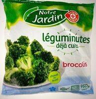 Brocolis cuits - Produit - fr