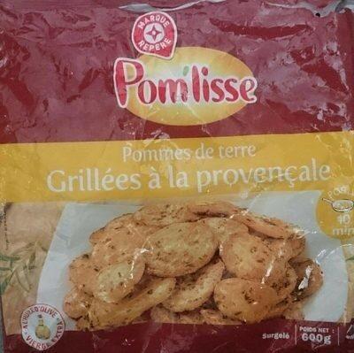 Pommes de terre grillées à la provençale - Product - fr
