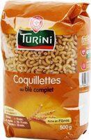 Coquillettes au blé complet - Producto