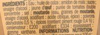 Côteaux Varois en Provence A.O.C. - Bag-in-Box® - Ingrédients - fr