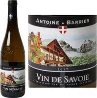 Vin de Savoie blanc A.O.C. 2017 - Produit - fr