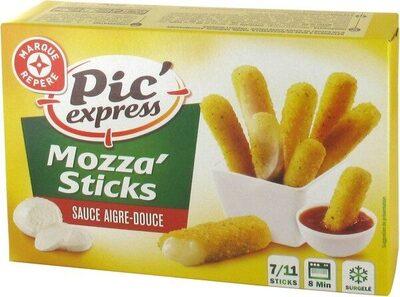 Mozzarella sticks sauce aigre-douce - Prodotto - fr
