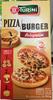 Pizza burger saveur bolognaise x 2 - Produit