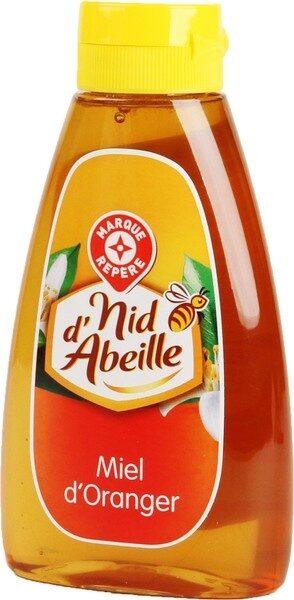 Miel fleur d'oranger squeezer - Product - fr