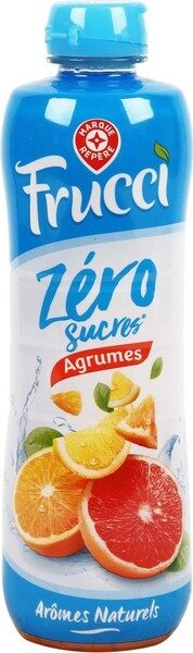 Sirop d'agrumes zéro sucres - Product - fr