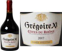 Côtes du Rhône A.O.C. 2017 'Cuvée prestige' - Produit
