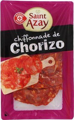 Chiffonnade de Chorizo - Produit - fr