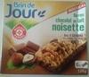 Barre chocolat au lait noisette - Product