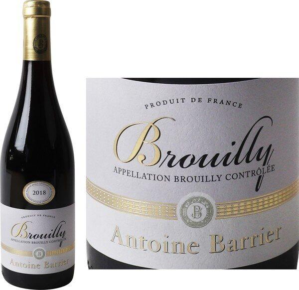Brouilly A.O.C. 2017 - Prodotto - fr