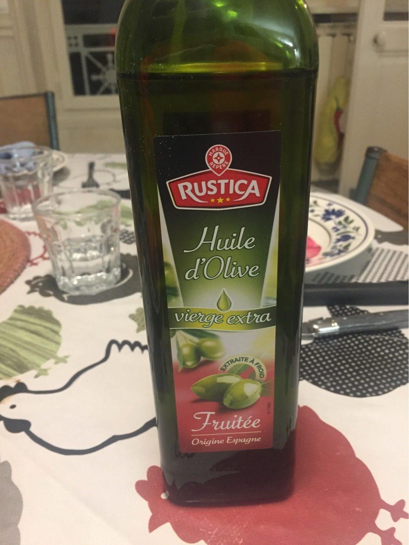 huile olive rustica