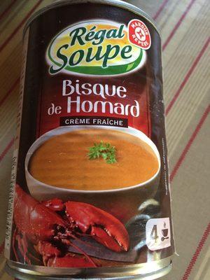 Bisque de homard - Produit
