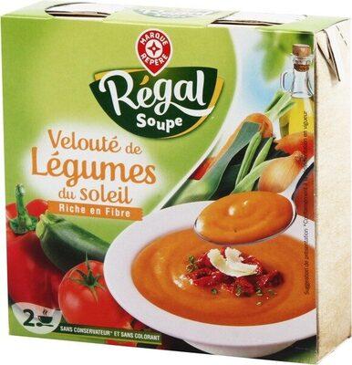 Velouté de légumes du soleil - Produit