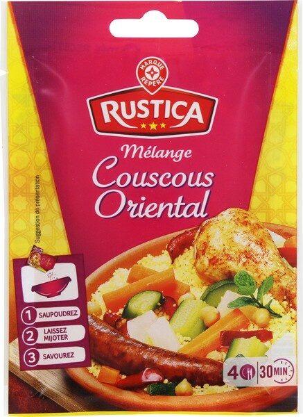 Mélange couscous - sachet - Product