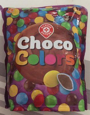 Choco colors - Produit