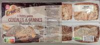 Petits pains céréales et graines de pavot précuits x 8 - Product - fr
