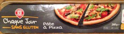 Pâte à pizza sans gluten - Product