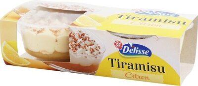Tiramisu Citron - Produit