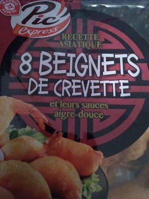 Beignets de crevettes x 8 - Product