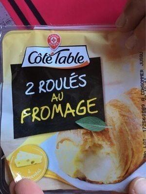 Roulés au fromage x 2 - Prodotto - fr