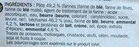 Roulés au fromage x 2 - Ingredienti - fr