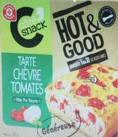 Tarte Chèvre Tomates - Product