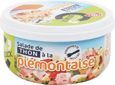 Salade piémontaise au thon - Produit