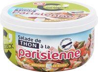 Salade parisenne au thon - Produit - fr