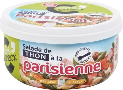 Salade parisenne au thon - Produit