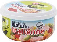 Salade italienne au thon 250g bol - Produit - fr