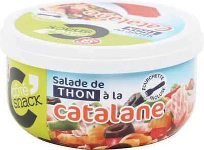 Salade catalane au thon - Product - fr