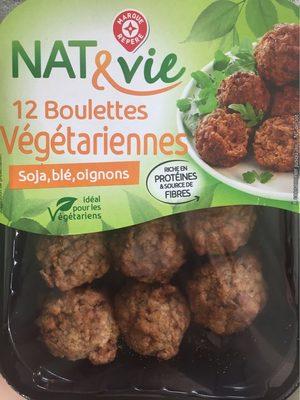 12 boulettes végétariennes - Produkt