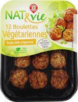 Boulettes végétariennes - Produit - fr