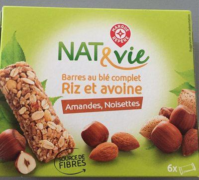Nat&Vie au blė complet - Product