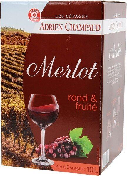 merlot vin bag in box