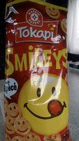 Snack smiley goût épicé - Product