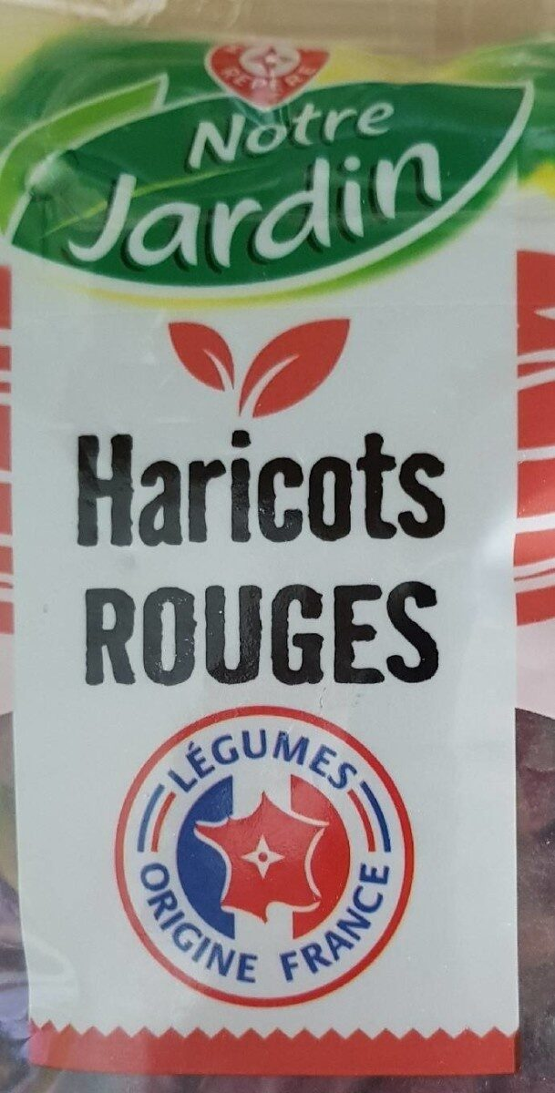 Haricots rouges - Product - fr