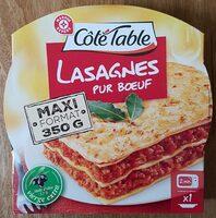 Lasagnes bolognaises - Produit - fr