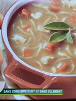 Soupe poule au pot aux vermicelles et à la volaille - Produit - fr