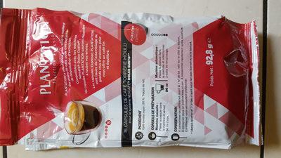 Capsules de café Dolce Gusto espresso x 16 - Informations nutritionnelles - fr