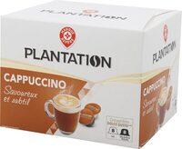 8 capsules cappucino - Produit - fr