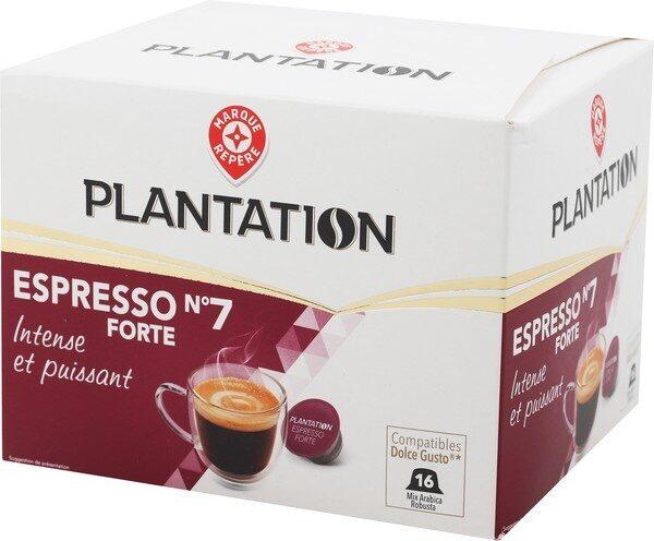 Capsules de café Dolce Gusto espresso forte x 16 - Product - fr