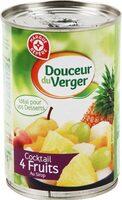 Cocktail de Fruits au Sirop - Produit - fr
