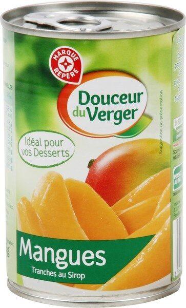 Mangues au sirop - Produit - fr