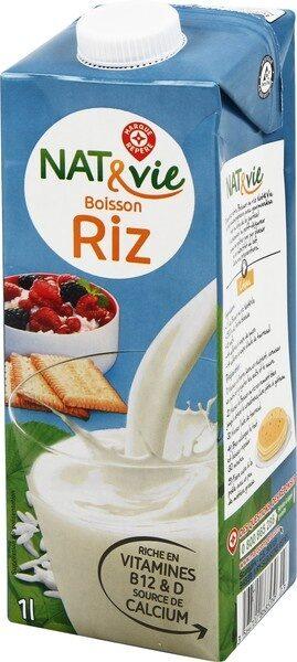 Boisson au riz - Produit - fr