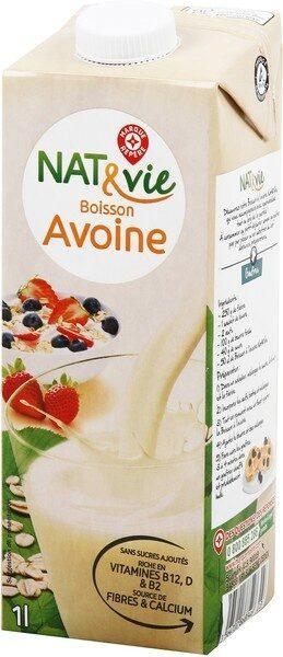 Boisson à l'avoine - Produit - fr